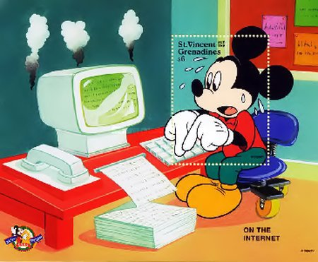[The 70th Anniversary of the Birth of Mickey Mouse, Typ ]