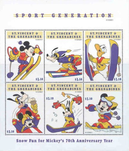 [The 70th Anniversary of the Birth of Mickey Mouse, type ]