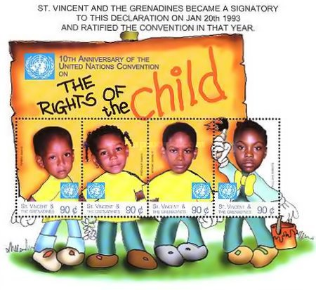 [The 10th Anniversary of The United Nations Convention on the Rights of the Child, type ]