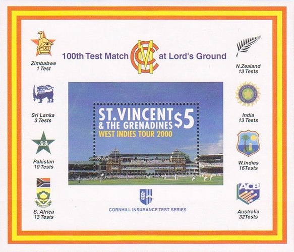 [The 100th Test Match on Lord Cricket's Ground, type ]