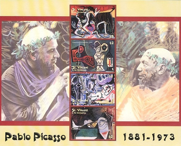 [Paintings by Pablo Picasso, 1881-1973, Typ ]