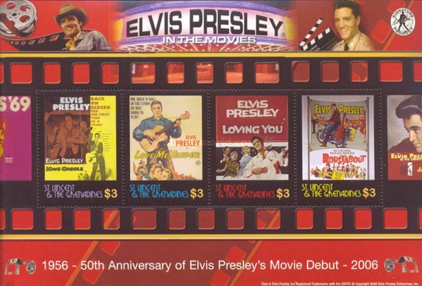 [The 50th Anniversary of the First Movie Featuring Elvis Presley, Typ ]