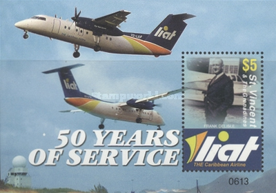 [The 50th Anniversary of LIAT, Typ ]