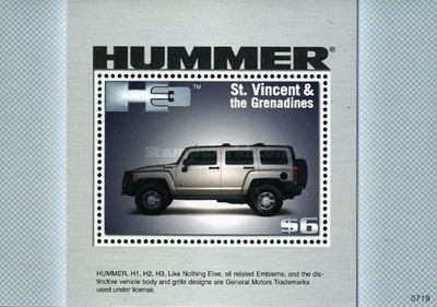 [Cars - Hummer H3, Typ ]
