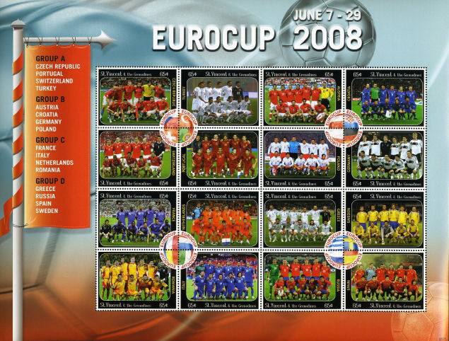 [Football - Eurocup 2008, type ]