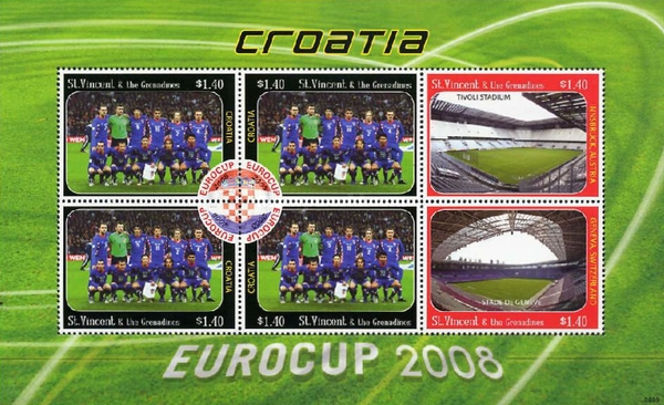 [Football - Eurocup 2008, Croatia, type ]