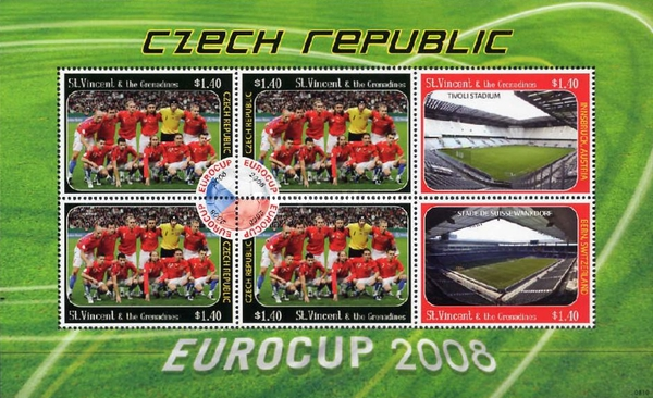 [Football - Eurocup 2008, Czech Republic, type ]