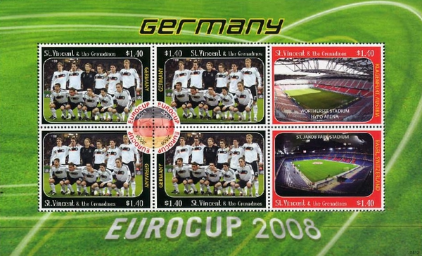 [Football - Eurocup 2008, Germany, type ]
