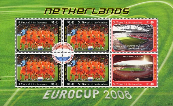 [Football - Eurocup 2008, Netherland, type ]