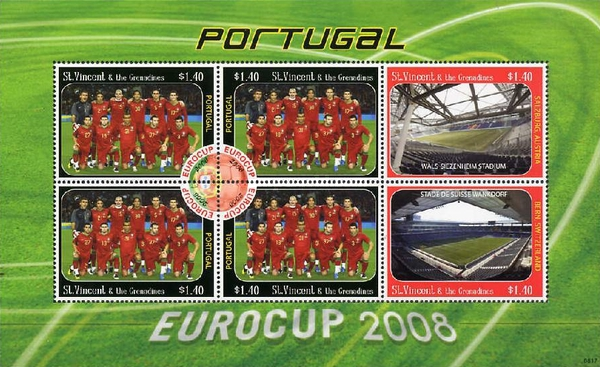 [Football - Eurocup 2008, Portugal, type ]