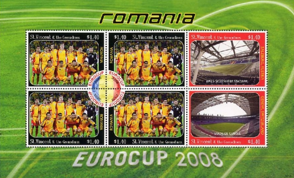 [Football - Eurocup 2008, Romania, type ]
