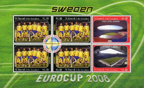 [Football - Eurocup 2008, Sweden, type ]