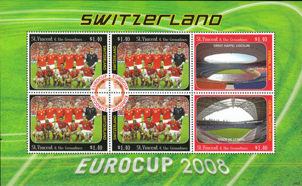 [Football - Eurocup 2008, Switzerland, type ]
