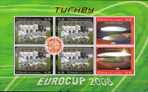 [Football - Eurocup 2008, Turkey, type ]