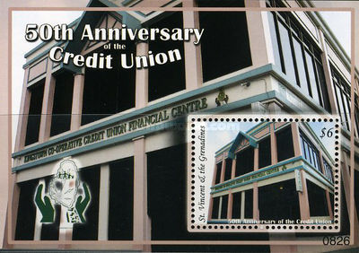 [The 50th Anniversary of the Credit Union, type ]