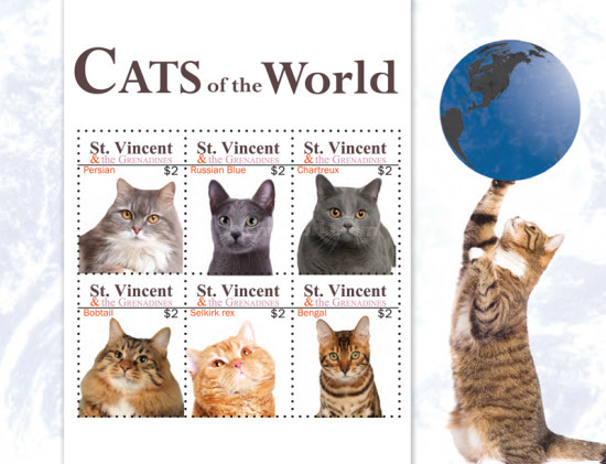 [Cats of the World, Typ ]