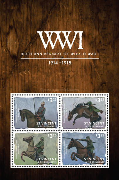 [The 100th Anniversary of the Beginning of Wolrd War I, type ]