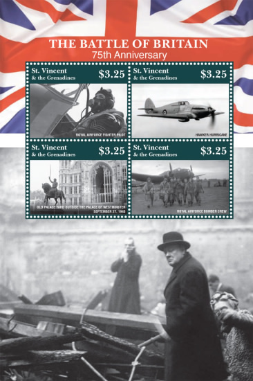 [The 75th Anniversary of the Battle of Britain, Typ ]