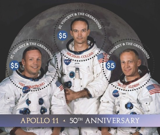 [Space - The 50th Anniversary of the Apollo 11 Mission, Typ ]
