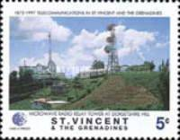 [The 125th Anniversary of Telecommunications in St. Vincent And The Grenadines, Typ BJE]
