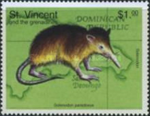 [Endangered Animals Of The Caribbean, Typ BVS]