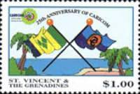 [The 50th Anniversary of CARICOM, Typ CCP]