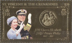 [The 50th Anniversary of Royal Wedding, type CET]