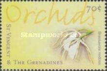 [International Philatelic Exhibition THE STAMP SHOW 2000, London - Orchids, type CSV]