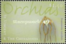 [International Philatelic Exhibition THE STAMP SHOW 2000, London - Orchids, type CSX]