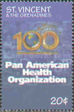 [The 100th Anniversary of Pan American Health Organization, type DQS]