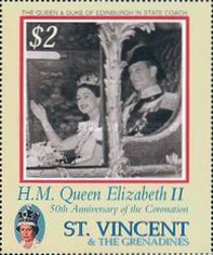 [The 50th Anniversary of the Coronation of Queen Elizabeth II, Typ EBL]