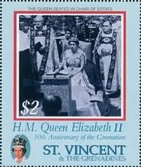 [The 50th Anniversary of the Coronation of Queen Elizabeth II, Typ EBM]