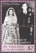 [The 80th Anniversary of the Birth of Queen Elizabeth II, Typ ETY]