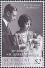 [The 80th Anniversary of the Birth of Queen Elizabeth II, Typ EUA]