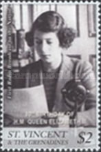 [The 80th Anniversary of the Birth of Queen Elizabeth II, Typ EUB]