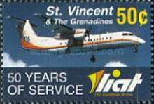 [The 50th Anniversary of LIAT, Typ EUS]