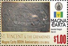 [The 800th Anniversary of the Magna Carta Documents, Typ GYX]
