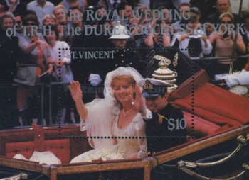 [Royal Wedding of Prince Andrew and Sarah Ferguson, type ]
