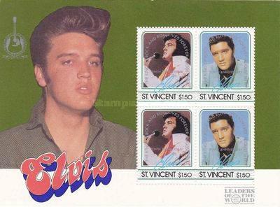 [The 10th Anniversary of the Death of Elvis Presley, 1935-1977, type ]