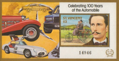 [The 100th Anniversary of Automobiles, type ]