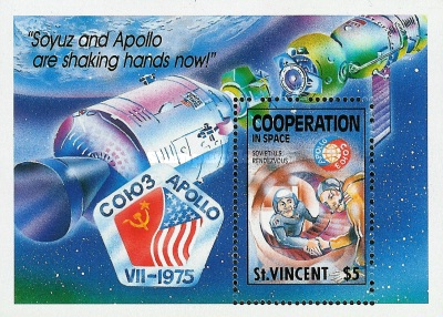 [International Co-operation in Space, type ]