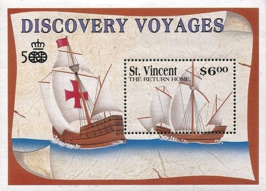 [The 500th Anniversary of Discovery of America 1992 - Discovery Travel, type ]
