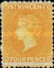 [Queen Victoria - New Colours, type A10]