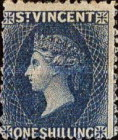 [Queen Victoria - New Colours, type A11]