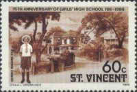 [The 50th Anniversary of St. Vincent Cadet Force and the 75th Anniversary of St. Vincent Girls' High School, type AAG]