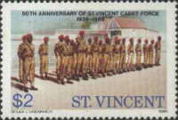 [The 50th Anniversary of St. Vincent Cadet Force and the 75th Anniversary of St. Vincent Girls' High School, type AAI]