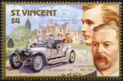 [The 100th Anniversary of Automobiles, type ACG]