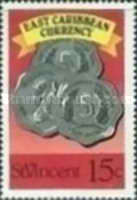 [Eastern Caribbean Currency - Coins and Banknotes, type ACU]