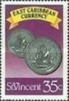 [Eastern Caribbean Currency - Coins and Banknotes, type ACY]