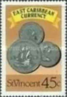 [Eastern Caribbean Currency - Coins and Banknotes, type ACZ]